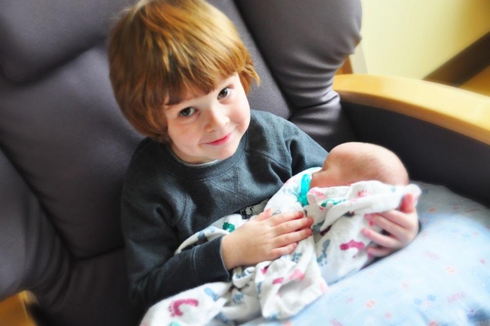 Ezra And His Sister (1/3)