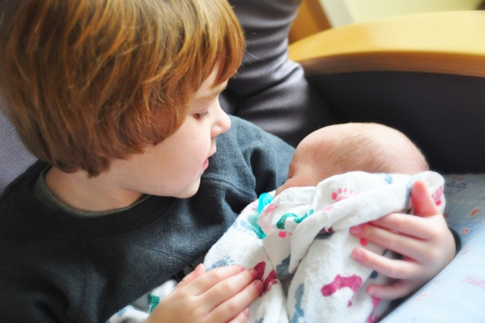 Ezra And His Sister (2/3)