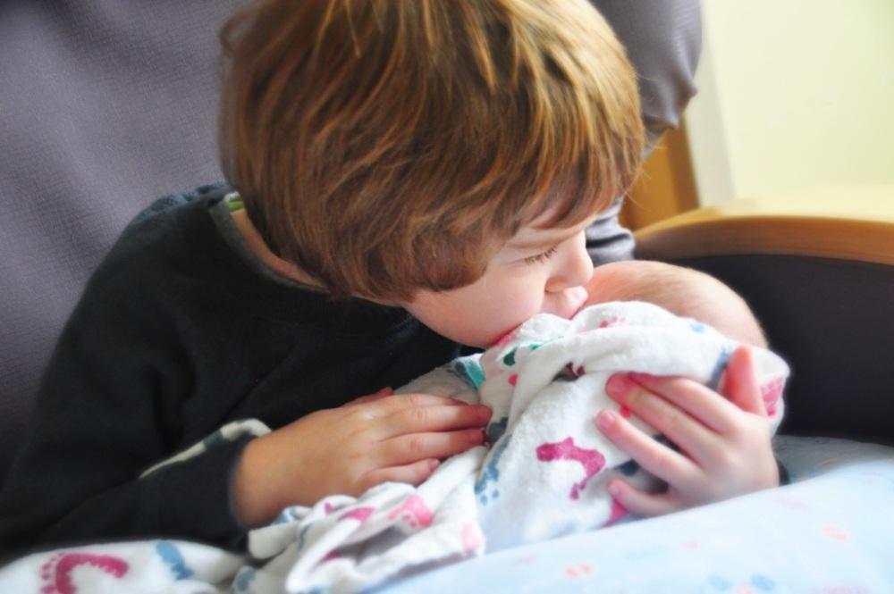 Ezra And His Sister (3/3)
