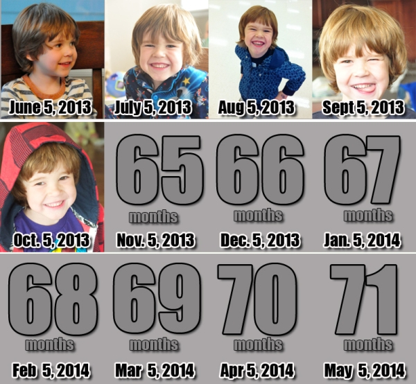 Ezra - 64 Months