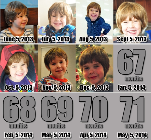 Ezra 66 Months!