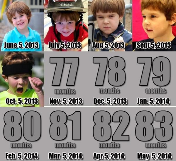Ezra - 76 Months