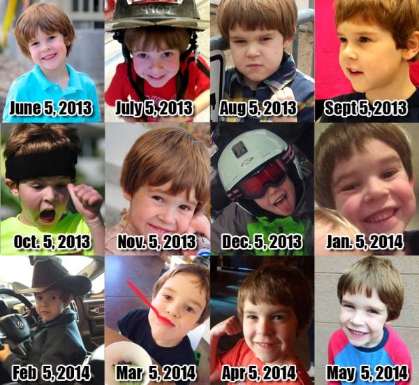 Ezra - 83 Months