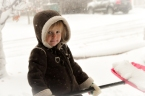 Elia Shoveling Snow 2015-1