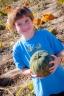 Ezra and Elia Pumpkin Patch 2015-3