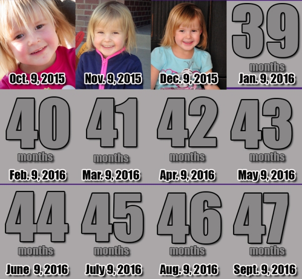 Elia- 38 Months!